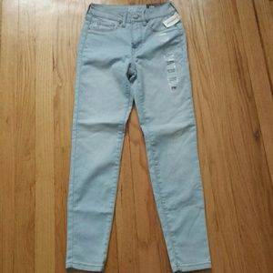 Aeropostale hihg waisted ankle jegging new w tags